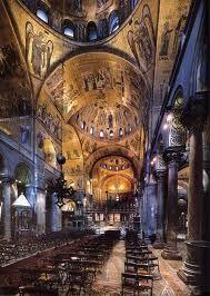 Basilica di San Marco, Venice. Interior