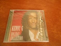 Kenny G Holiday Collection CD NEW SEALED #Smooth
