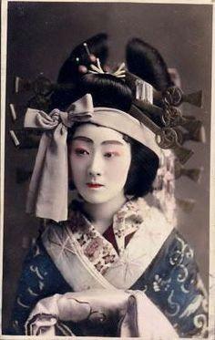 Los peinados de geisha + vestimentas   Estilo Único   Los Peinados