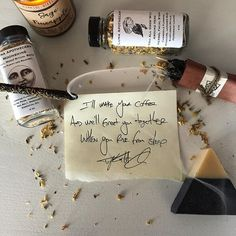 """""""I'll make your coffee,and we'll greet you togetherwhen you rise from sleep."""" Daily Haiku on Love by Tyler Knott Gregson...xvii"""