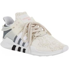 Adidas Originals EQT Support ADV Trainers (430 BRL) ❤ liked on Polyvore featuring shoes, sneakers, vintage looking shoes, adidas originals sneakers, adidas originals shoes, adidas originals and vintage style shoes