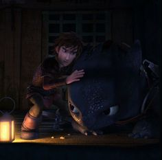 Hiccup is my favorite character. ♡ I wished there would be an episode where Hiccup gets amnesia and the other Riders have to reteach him about Dragons. Of course, it ends in disaster as Hiccup is the best in the Dragon business. That would be so funny! I wonder how Toothless would handle the situation.