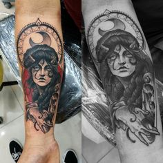 By Artur Graziani. Instagram: a.gtattoos