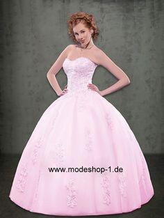 Weite Sisi Abendkleid Ballkleid  www.modeshop-1.de