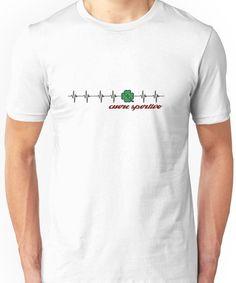 Alfa Romeo Cuore Sportivo Unisex T-Shirt