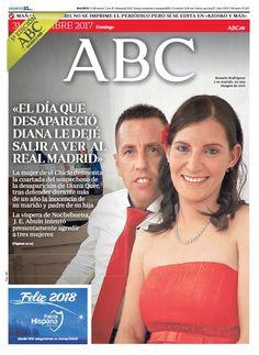 La portada de ABC del domingo 31 de diciembre