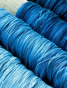 *BLUE ~ Indigo dyeing by Aboubakar Fofana in Mali. Azul Indigo, Bleu Indigo, Indigo Dye, Mood Indigo, Im Blue, Kind Of Blue, Blue And White, Deep Blue, Blue Bg