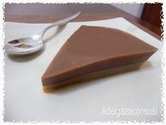 Recetas Light - Adelgazaconsusi: Gelatina de chocolate y café, con tan solo 60 kcal por ración!!