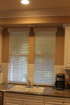 7 Best Blinds With Valance Returns Images Valance White