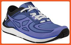 Topo Womens ST-2 Running Shoe Blue/White Size 10 - Athletic shoes for women (*Amazon Partner-Link)