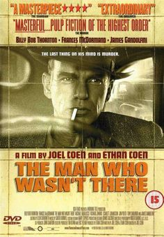The Man Who From movie | Quick Shot: The Man Who Wasn't There