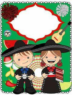 José Antonio y maria karla Cactus, Mexican Party, Ideas Para Fiestas, Fiesta Party, Party Themes, Projects To Try, Clip Art, Diy Crafts, Disney