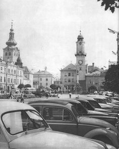 Banská Bystrica | Historical Photos - Page 2 - SkyscraperCity Homeland, Historical Photos, Empire State Building, San Francisco Ferry, Travel, Historical Pictures, Viajes, Destinations, Traveling