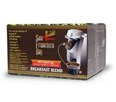 San Francisco Bay Coffee One Cup for Keurig K-Cup Brewers, Breakfast Blend, 80-Count by San Francisco Bay Coffee, http://www.amazon.com/dp/B007TGDXMU/ref=cm_sw_r_pi_dp_KmEarb1TKQ7QC