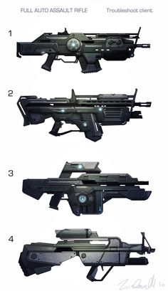 assault rifle - Google Search