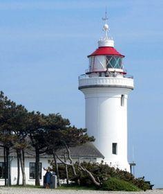 Sletterhage Lighthouse