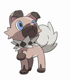Rocabot le Pokémon Chiot