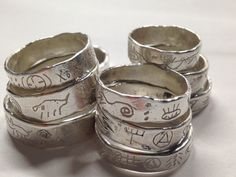 Etched Rings
