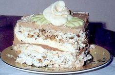 Киевский торт рецепт и приготовление