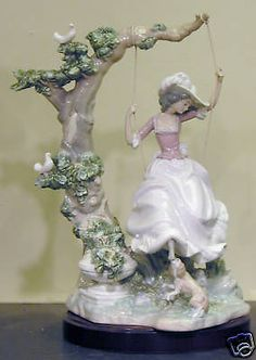 Lladro-Swinging