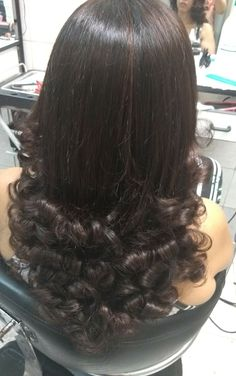 Curled Hairstyles, Vintage Hairstyles, Cool Hairstyles, Beautiful Long Hair, Long Curly, Hair Extensions, Curls, Long Hair Styles, Tips