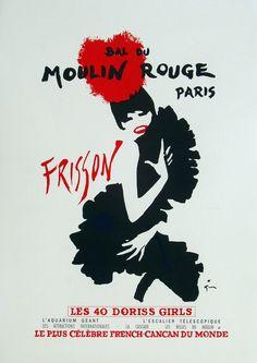 Moulin Rouge. gruau