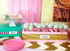 Carousel Cupcake Themed Birthday Party Ideas Supplies Decor