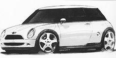 The cars : MINI development history
