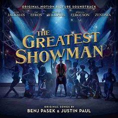 The Greatest Showman Sound Track Music CD Hugh Jackman Zac Efron PT Barnum New #AtlanticLabel #Soundtrack