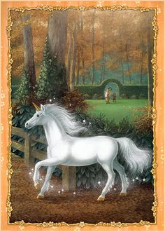 The Seventh Unicorn by Shirley Barber