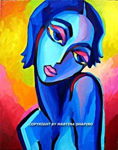 MARTINA SHAPIRO.....very nice balance