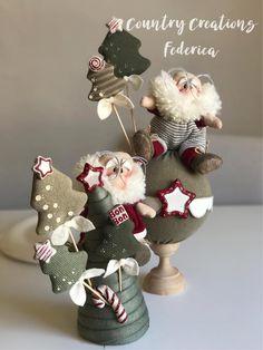 Handmade Christmas, Christmas Crafts, Christmas Decorations, Christmas Ornaments, Nutcracker Christmas, Santa Crafts, Fun Crafts, Fabric Ornaments, 242