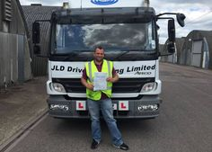 Passed with JLD Driver Training