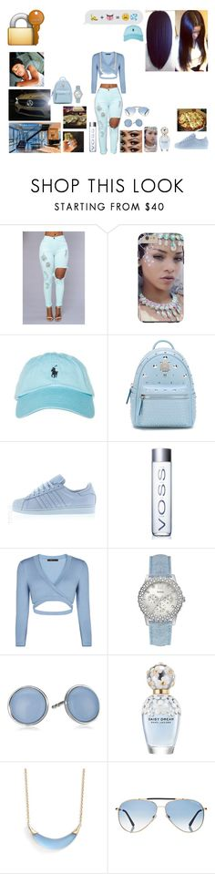 """Yo Body On my body baby"" by goldsouls ❤ liked on Polyvore featuring Anastasia Beverly Hills, Polo Ralph Lauren, MCM, adidas, BCBGMAXAZRIA, GUESS, Skagen, Marc Jacobs, Alexis Bittar and Tom Ford"