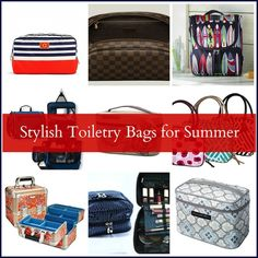 10 Stylish Toiletry