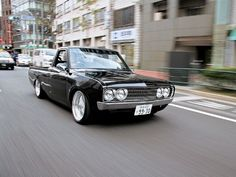 Datsun 620; Never seen one, but it looks bad....