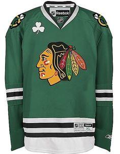 Mens Blackhawks Patrick Kane Premier St. Patrick s Day Green Jersey 3072c4fc3