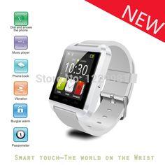 Neue U8 Wasserdichte Tragbare Smartwatch, Kamera Remote/Mediensteuerung/Freisprechen/anti-verlorene für Android/iOS //Price: $US $11.53 & FREE Shipping //     #meinesmartuhrende
