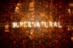 Title card of Season 8 Supernatural Season 4, Supernatural Cartoon, Jared Padalecki, Sam Winchester, Castiel, Jensen Ackles, Title Card, Season 8, Iphone Wallpaper