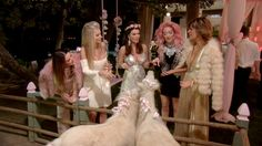 Lisa Rinna and Erika's unresolved issues with Dorit come to a head at Lisa Vanderpump's Diamonds and Rosé party, which is filled with fabulous food, glittering ponies and lots of tension. When Dorit's efforts to defend herself fall on deaf ears, her husband PK joins the fray. Eden shocks the women by unleashing an epic tirade on Lisa Rinna.