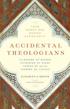 """Four women—Hildegard of Bingen, Catherine of Siena, Teresa of Avila, and Thérèse of Lisieux—have been honored with the title """"Doctor of the Church."""" But what does that title mean and what do these wom Catholic Books, Religious Books, Joan Chittister, Spirituality Books, Celebration Quotes, Book Lists, Reading Lists, Christianity, Books To Read"""