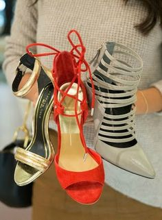 holiday shoe options