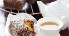 There's a reason this recipe is an Aussie classic - serve these lamingtons and you'll see why!
