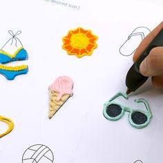 5 Beach Craft Projects Your Family Will Love! 3d Drawing Pen, 3d Drawings, 3d Zeichenstift, Boli 3d, 3d Pen Stencils, Stylo 3d, 3doodler, Aesthetic Iphone Wallpaper, Diy Gifts