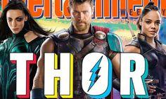 En Thor: Ragnarok así lucen Hela y Valkyrie - Mexgeekeando