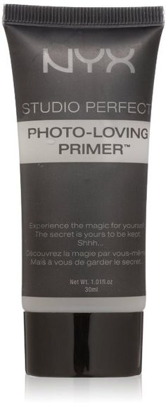 - Silky primer formula creates smooth surface for foundation and ensures longevity of makeup application - Clear primer covers fine lines and large pores - Creates a smooth matte finish before any mak