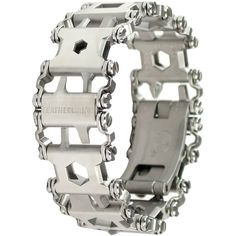 Leatherman - Tread Bracelet, The Travel Friendly Wearable Multi-Tool, Stainless Steel (FFP) *** Continue to the product at the image link.