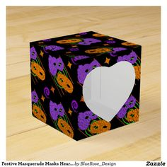 Check out Zazzle's variety of Mardi Gras favor boxes! Browse all of our wonderful designs and get your favor bag today! Halloween Party Supplies, Custom Napkins, Party Hacks, Masquerade Masks, Favor Boxes, Corporate Events, Gift Bags, Trick Or Treat, Colorful Backgrounds