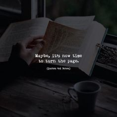Maybe its now time to turn the page. via (http://ift.tt/2wU5MMW)