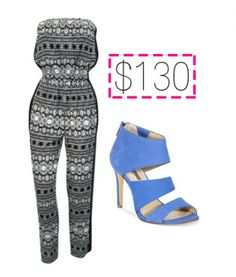 My Day 1 look for only $130. Shop by logging on to LarsaPippen.com
